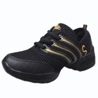雷博低帮舞蹈鞋网布透气跳舞鞋中小童鞋运动休闲鞋女童拉丁舞鞋
