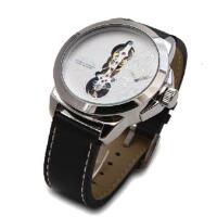 IK阿帕琦大表盘男士手表时尚个性男表皮带全自动机时尚商务潮男械表 户外仪表