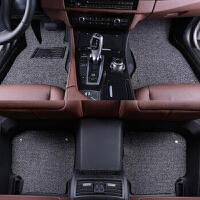 奥迪 A4 A4L A5 A6 A6L Q5 Q7 专车专用双层可拆卸全包围汽车脚垫地垫