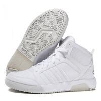 adidas阿迪达斯NEO女鞋休闲鞋板鞋高帮运动鞋AW4236
