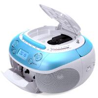 熊猫 CD-860复读dvd机 英语学习机 播放机 磁带录音机 U盘TF卡转录 胎教音乐机  CD机 CD-850升级