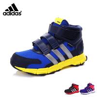 Adidas/阿迪达斯童鞋2016秋冬男女小童训练鞋儿童高帮运动休闲鞋BB3121