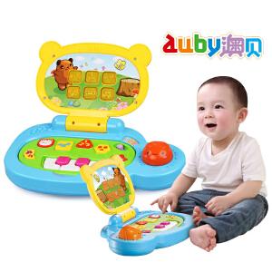 AUBY 澳贝 启智系列玩具 婴幼儿早教机 学习电脑 463480
