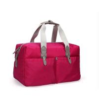 休闲多功能衣物包大容量旅行包无拉杆男女潮包手提单肩旅游行李包旅行袋