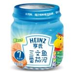 【当当自营】亨氏 Heinz三文鱼番茄泥 2段(6-36个月)113g/瓶 宝宝辅食(利来国际ag手机版电话:010-57992568)