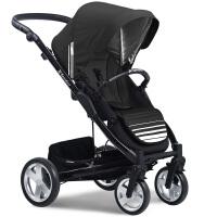 【当当自营】X-Lander Cite 高景观婴儿推车 单车版 黑色