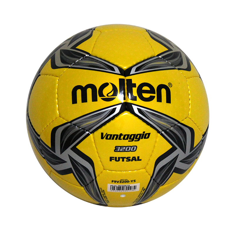 Molten摩腾 足球 F9V3200-YS 室内足球 4号足