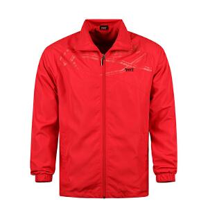 沃特春季品牌运动服休闲夹克jacket运动外套男防风外套上衣长袖