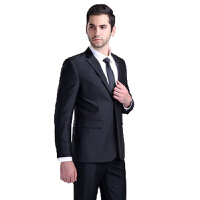 男式西服套装 商务休闲男士修身西装 新郎结婚礼服 酒会宴席