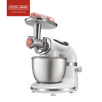 COUSS卡士 CM-1001多功能厨师机 和面搅拌打蛋 绞肉机 面条机 料理机 食品加工机