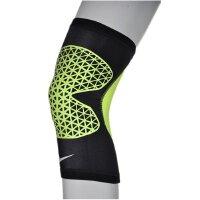 Nike耐克 NPC材料 NMS33023 弹性膝部护套 足球篮球运动防护 羽毛球运动护具 高弹力护膝