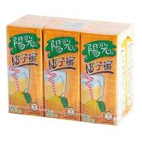 阳光 柚子蜜 HONEY CITRON DRINK 250m*6盒 (香港制造)