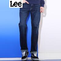 Lee【新款】2017男式夏季薄款牛仔裤 中腰舒适直脚 休闲百搭 LMC743H464NC