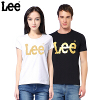 Lee 短袖T恤 大logo印花夏季情侣款T恤 L250232LQK11 L19192K99K14 L19192K99K11 L249342LQK14
