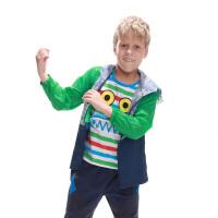 camkids小骆驼品牌童装 儿童外套男童夏装 户外薄款风衣运动服 510703上衣