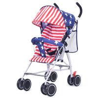 婴儿推车夏季超轻便携折叠避震伞车小宝宝简易手推车儿童