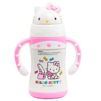 Hello Kitty萌趣儿童学饮杯(保温保冷)220ml