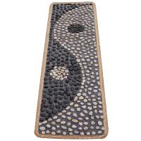 足底按摩垫 走毯健康 雨花石 鹅卵石脚底部足疗