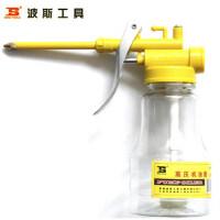 波斯工具 机油壶 机油桶 透明高压机油壶250mL 机油枪 BS333084