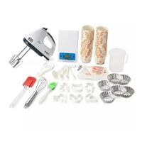 长帝 HB10烘焙工具套餐打蛋器电子称饼干蛋挞模具新手烘焙套装