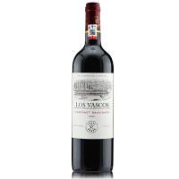 拉菲普通华诗歌巴斯克干红葡萄酒 智利原装原瓶进口2015年红酒 750ml