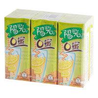 阳光 柠蜜 HONEY LEMON DRINK 250m*6盒 (香港制造)
