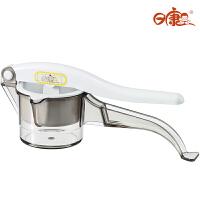 日康 婴儿手动压汁机/水果汁研磨器榨汁机 辅食物料理RK3709