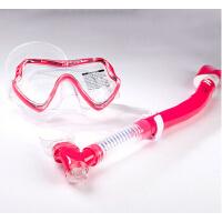 浮潜三宝 平光潜水镜 全干式呼吸管 套装 浮浅用品
