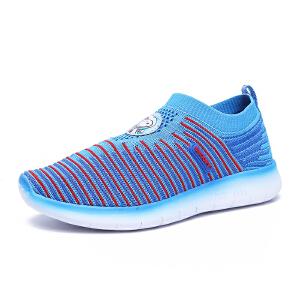 史努比童鞋舒适透气网布运动鞋S7112828