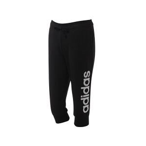 adidas阿迪达斯女装运动中裤2017新款运动服S97150