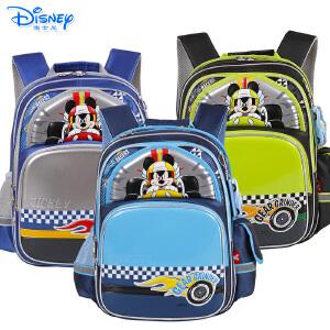 Disney/迪士尼 米奇儿童小学生1-4年级双肩减负护脊卡通书包MB0501