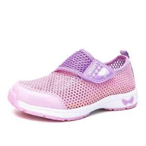 史努比童鞋夏季新款透气镂空跑步鞋儿童休闲鞋