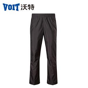 沃特voit运动裤男长裤薄款轻便透气速干宽松直筒秋冬季梭织