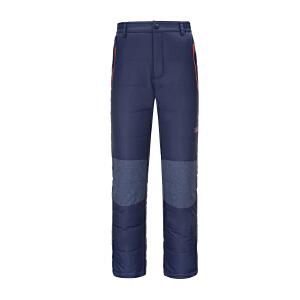 camkids小骆驼 男童裤子 儿童棉裤 青少年户外加厚长裤子雪地458201