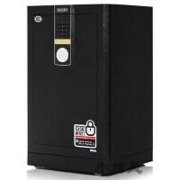 得力文具(deli) 4044保险箱3C认证全钢保险柜家用大型办公保险箱床头入墙65cm 黑色