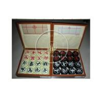方盒中国象棋5.0CM 亚克力棋子中国象棋 大号象棋65Q--1套装