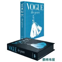 VOGUE: THE GOWN Vogue 杂志中的礼服  晚礼服设计 服装设计作品图书
