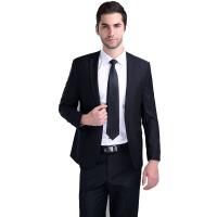 男式西服套装修身韩版男士商务正装新郎伴郎婚庆酒席宴会礼服套装