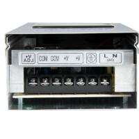 伊莱科 开关电源S-50-12 开关电源12V 监控安防电源 50W电源