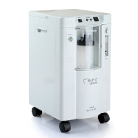 鱼跃(YUWELL)制氧机家用老人吸氧机医用氧气机 3F-3家用级静音型1L机