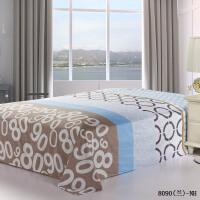 绚典全棉床单 纯棉半活性超大床单 单人双人床上用品