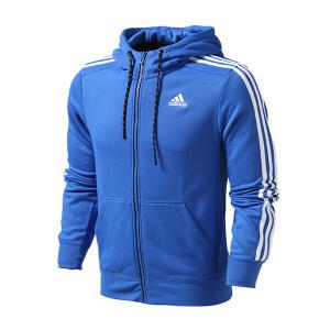adidas阿迪达斯男装夹克外套三条纹运动服AZ9936