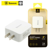 倍思 高通QC2.0急速 快速充电器 5V9V12V 手机USB适配器18W