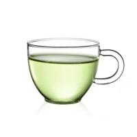 普润 耐热玻璃茶杯子 红茶杯 功夫茶具 创意品茗杯 90ML