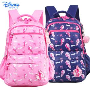 Disney/迪士尼 白雪公主女童小学生高年级-初中双肩休闲书包PL0183
