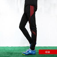 春夏季足球裤   男长裤收小腿足球训练裤女收腿裤运动裤儿童足球服