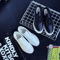 匡王新款低帮小白鞋女夏季平底系带韩版休闲鞋女学生透气运动鞋子