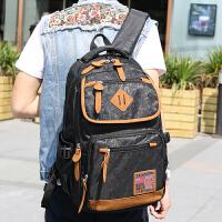 2016新款中学生书包双肩包男士背包女韩版旅行包休闲旅行背包