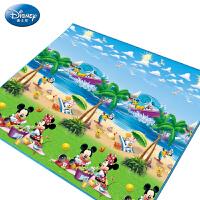 迪士尼爬行垫 婴儿童爬爬垫 环保爬行毯 泡沫保护垫 加厚地垫