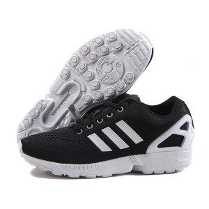 adidas阿迪达斯三叶草男鞋休闲鞋ZX FLUX EM运动鞋S76499